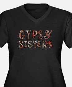 GYPSY SISTERS Plus Size T-Shirt