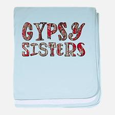 GYPSY SISTERS baby blanket