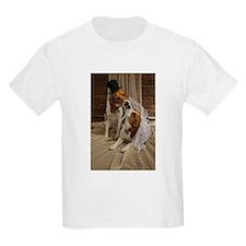 Cute Puppy kiss T-Shirt