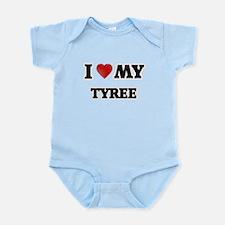 I love my Tyree Body Suit