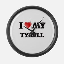 I love my Tyrell Large Wall Clock