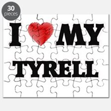 I love my Tyrell Puzzle