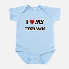 I love my Tyshawn Body Suit