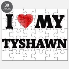 I love my Tyshawn Puzzle