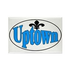 Uptown Rectangle Magnet