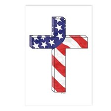 Freedom Cross Postcards (Package of 8)