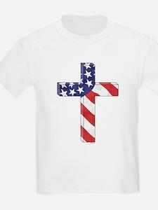 Freedom Cross Kids T-Shirt