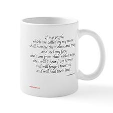 Freedom Cross w/ Scripture Mug
