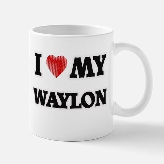 I love my Waylon Mugs