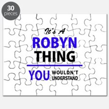 It's ROBYN thing, you wouldn't understand Puzzle