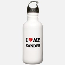 I love my Xander Water Bottle