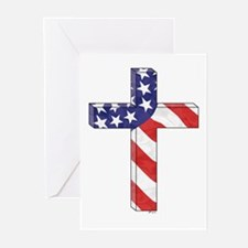 Freedom Cross Cards (Pk of 10 blank inside)