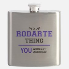 It's RODARTE thing, you wouldn't understand Flask