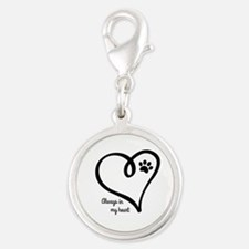 Always in my Heart Charms