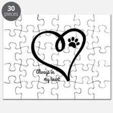 Always in my Heart Puzzle