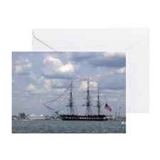 USS Constitution Greeting Cards (Pk of 20)