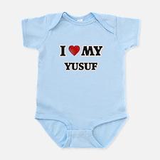 I love my Yusuf Body Suit