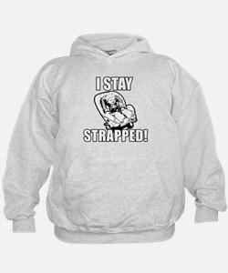 """I Stay Strapped"" Hoodie"