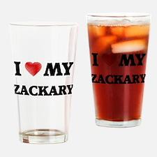 I love my Zackary Drinking Glass
