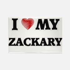 I love my Zackary Magnets