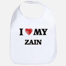 I love my Zain Bib