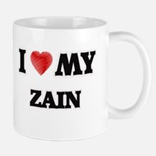 I love my Zain Mugs
