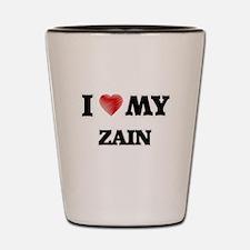 I love my Zain Shot Glass