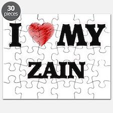 I love my Zain Puzzle
