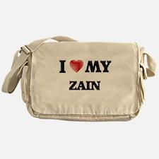 I love my Zain Messenger Bag