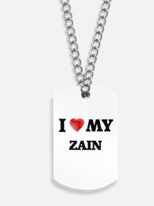 I love my Zain Dog Tags
