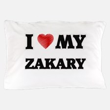 I love my Zakary Pillow Case