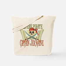 Captain Jermaine Tote Bag