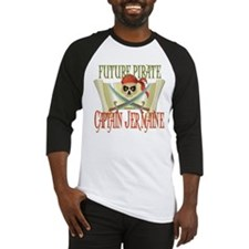 Captain Jermaine Baseball Jersey