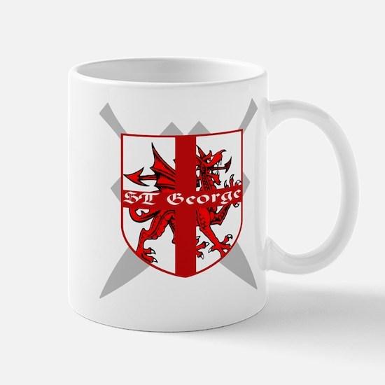 SAINT GEORGE FOR ENGLAND Mug
