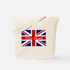 Ride British Tote Bag