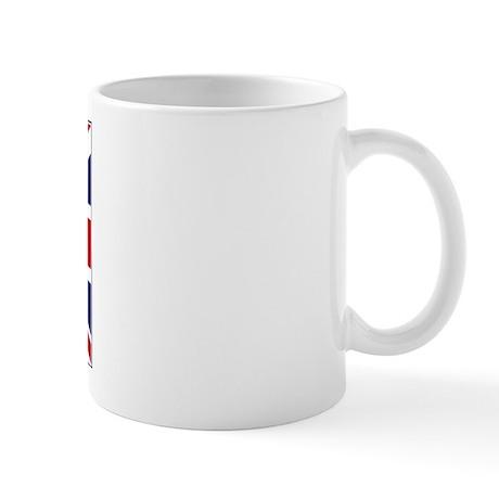 Ride British Mug