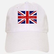 Ride British Baseball Baseball Cap