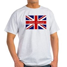 Ride British Ash Grey T-Shirt