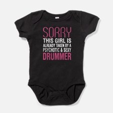 This Girl Is Taken By Hot And Sexy D Baby Bodysuit