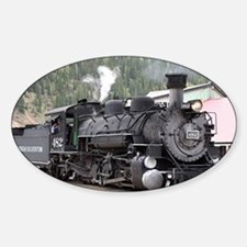 Steam Train: Colorado Decal
