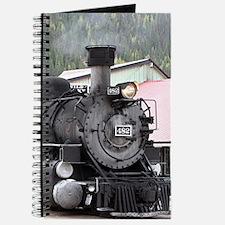 Steam Train engine: Colorado, USA Journal