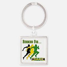 Running Jamaica Keychains