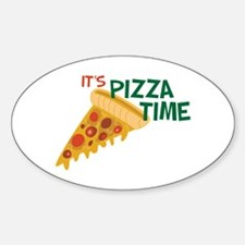 Pizza Time Decal