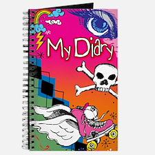 Girl's Doodle Journal