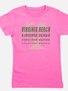 Cute Virginia beach souvenirs Girl's Tee