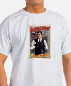 On the Bowery T-Shirt