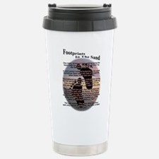 Cute Footprint Travel Mug