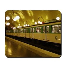 Paris metro Mousepad