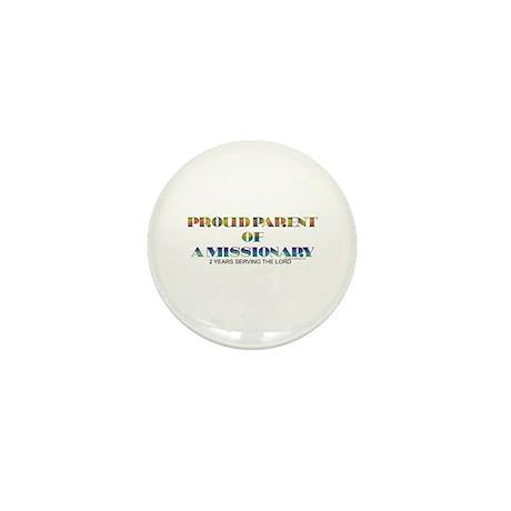 PROUD PARENT OF A MISSIONARY Mini Button (100 pack