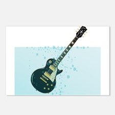 Sinking Guitar Postcards (Package of 8)
